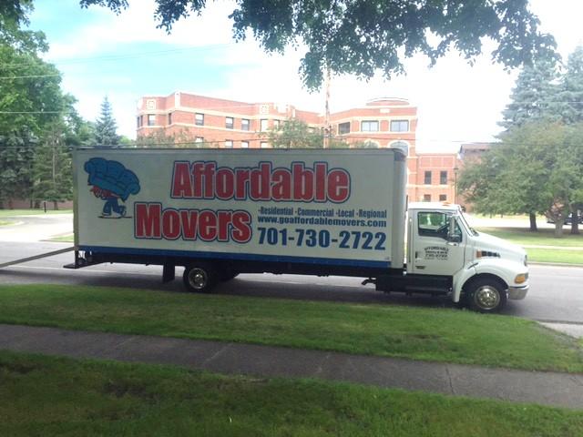 Moving Truck Thumbnail