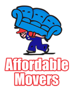 Affordable Movers - Logo