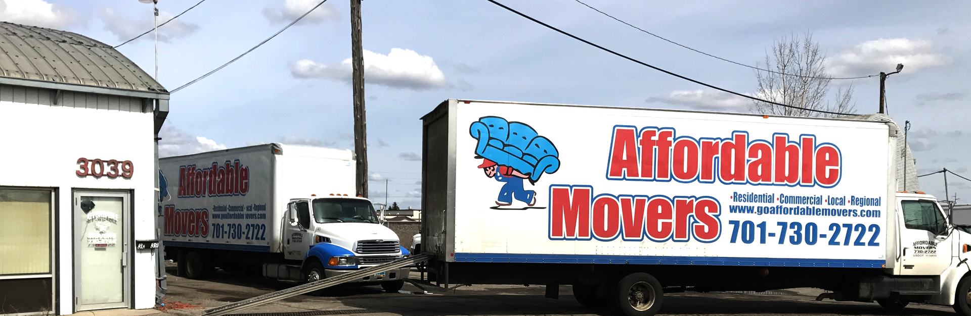 Apartment Moving Banner Image